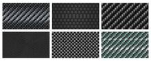 Seamless Carbon Fiber Texture....