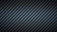 Black Carbon Fiber Texture. Da...