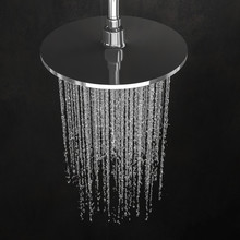 Detail Of A Shower Head With M...