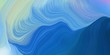 vibrant background graphic with modern soft curvy waves background illustration with steel blue, pastel blue and midnight blue color