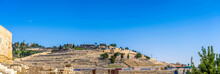 Panorama Of Mount Of Olives, T...