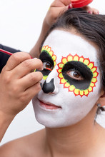 Making Up Catrina