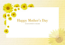 Mother's Day Card, Decorated W...