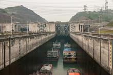 Three Gorges Dam, China - May ...