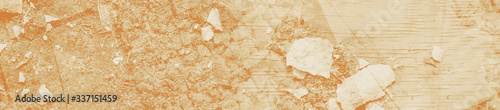Fotografie, Obraz abstract pale brown and white colors background for design