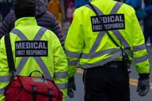 Two Medical First Responders W...