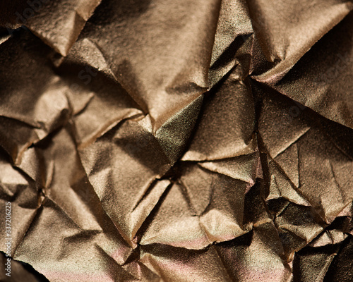 Metalic texture Canvas Print