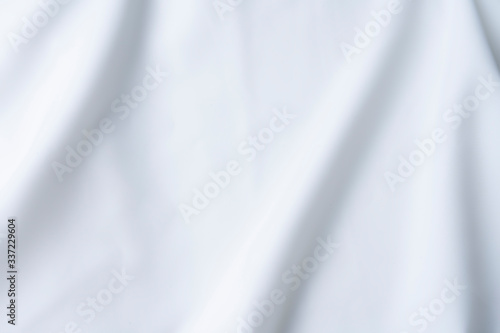 Obraz White texture, Close up background of white fabric use for web design and white background - fototapety do salonu