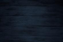 Dark Blue Wooden Plank
