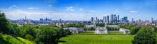 Canary Wharf Panoramic View Fr...