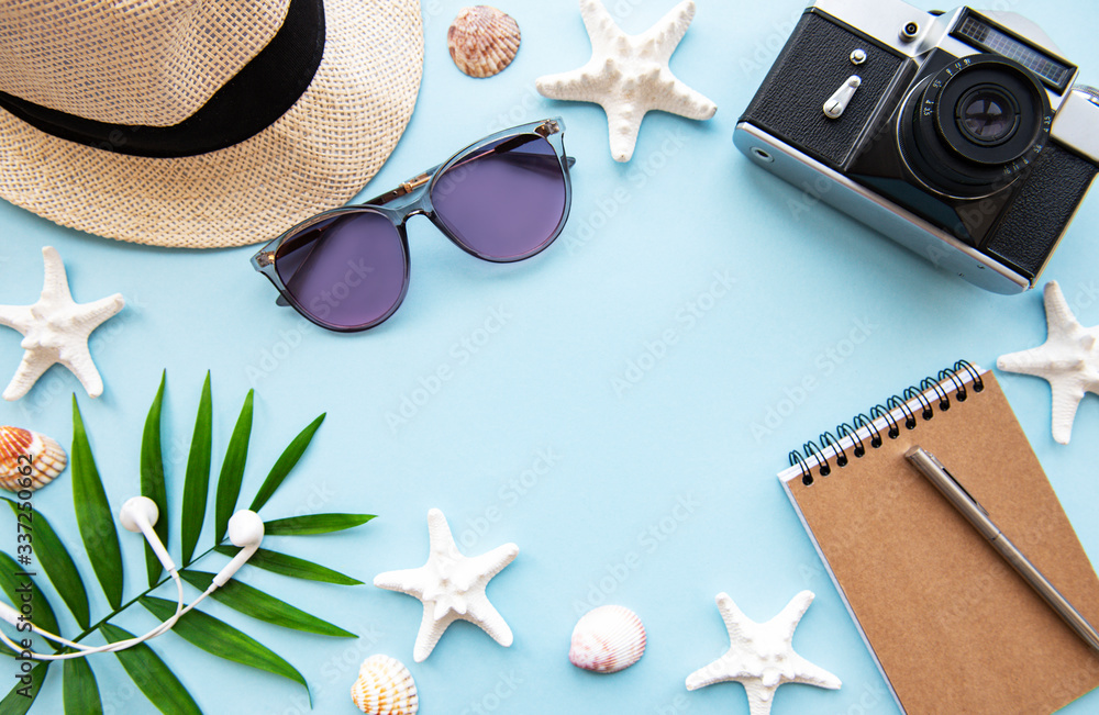 Fototapeta Travel concept
