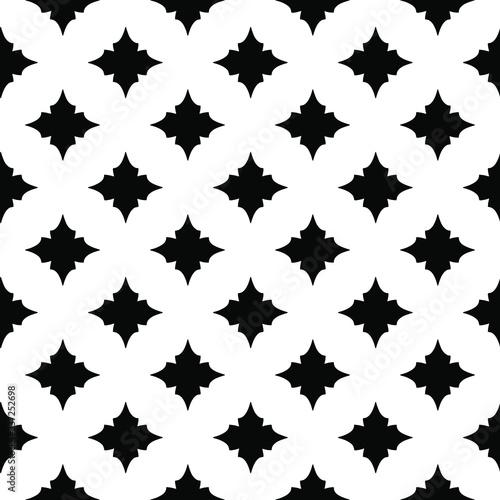 Seamless foliate pattern design Tablou Canvas