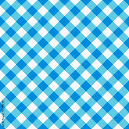Tapeta niebieska  blue-checkered-textile-products-texture-gingham-seamless-pattern-vector-illustration-squares-or-rhombus-for-fabric-napkin-plaid-tablecloths-towel-clothes-linen-dresses-bedding-blankets-quilts