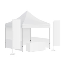 Trade Show Booth Display Stand...