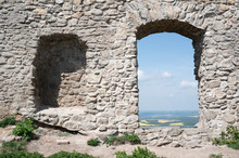 Window, Alcove And Hole In Wal...