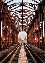 Symmetry Of The Railway Bridge