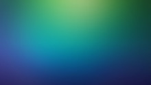 Green And Blue Defocused Blurr...