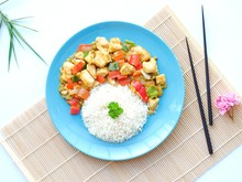Asian Chop Suey With Vegetable...