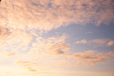 golden hour skyscape texture blue sky