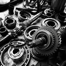 Nuts, Bolts And Gears