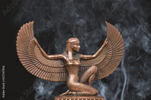 Fototapeta Isis Goddess of Religion of Ancient Egypt