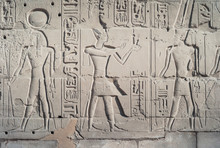 Relief Of Ramesses II Deliveri...