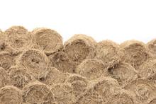 A Big Of Hay Stack Wall - Stra...