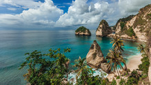 Diamond Beach On The Island Of...