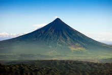 Aerial Of Mt. Mayon - Also Kno...