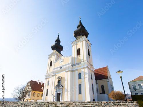 Maria Taferl basilica in Nibelungengau, Lower Austria Fototapeta