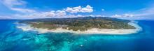 Panoramic View Of Bohol Coastl...