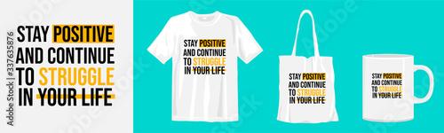 Valokuvatapetti Inspirational and motivational quotes about life