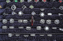 Rings With Slavic And Scandinavian Symbols On Sale