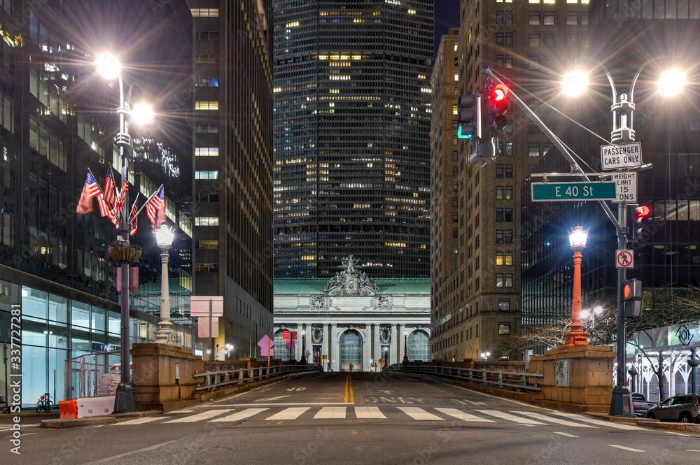 Grand Central Terminal - New York City