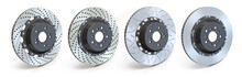 Different Types Of Brake Disks...