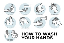 How To Wash Your Hands Step By...