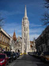 St Matthias Church Tower Viewe...