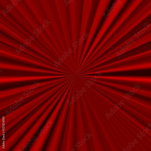 Photo Dark red elegant background with 3d illustrated and striped lines