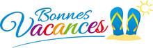 BONNES VACANCES V2