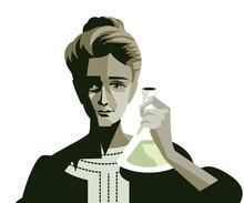 Marie Curie Woman Scientific R...