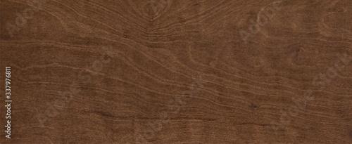 Fotografía dark wood parquet textured copy space frame background