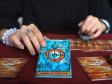 Tarot Card Reading Wheel Of Fo...