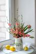 bouquet of flowers flowers in vase