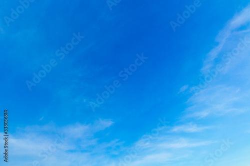 Fotografija Low Angle View Of Blue Sky