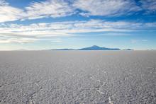 Uyuni Salt Marsh In Bolivia Be...