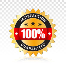 100 Percent Customer Satisfact...