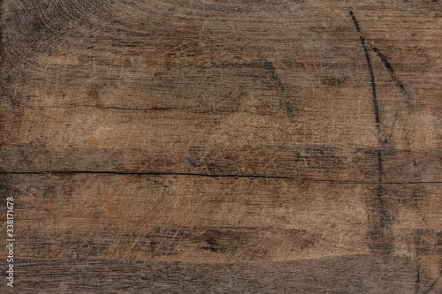 Obraz Full Frame Shot Of Weathered Wooden Plank - fototapety do salonu