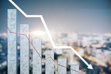 Stock Crash Recession Chart Wi...