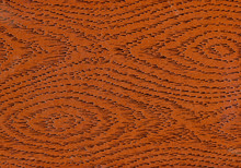 Brown Leatherette Wood Texture Background
