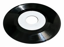 Single Seven Inch Vinyl Record